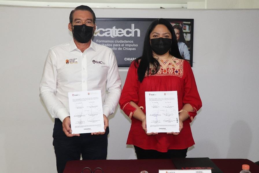 Las alianzas fortalecen el trabajo con la sociedad: ICATECH